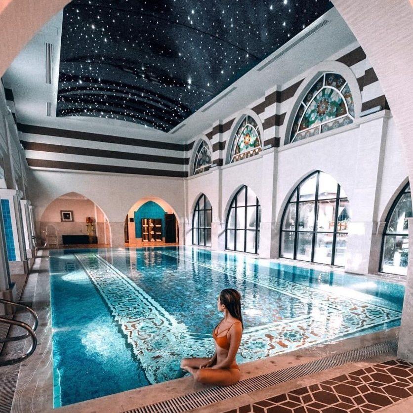pool-girl